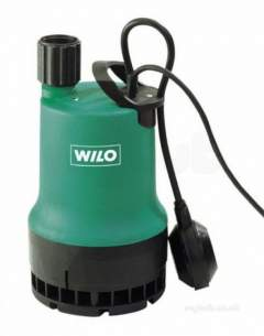 Wilo Subson Submersible Pumps -  Tmw 32/11 3m Cable 230v Pump C/w Float