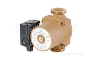 Circulating Pumps Bronze Domestic Pumps -  Circulatin Se20b Bronze Bare Pump