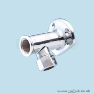 Armitage Grips Levers and Wastes -  Armitage Shanks S8336aa Concealed Wall Mounts Pair Cp