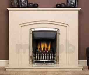 Valor Gas Fires and Wall Heaters -  Valor Dream Slimline Convector Gold