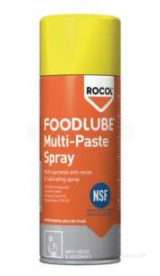 Rocol Products -  Rocol 15751 Foodlube Multi Paste Spray