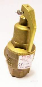 Nabic Safety Valves -  Nabic Safety Valve Fig 500 20mm 2.0 Bar