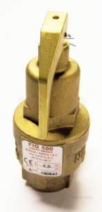 Nabic Safety Valves -  Nabic Safety Valve Fig 500 20mm 2.5 Bar