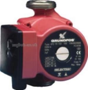 Grundfos Domestic Circulating Pumps -  Grundfos 15/60 Selectric 130 Bare Pump 96281473