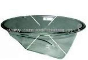 Electrolux Group Spares Standard -  Zanussi-door Glass Bowl Special 1322245000