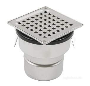 Blucher Drainage -  Blucher Domestic 150 Adjustable Drain