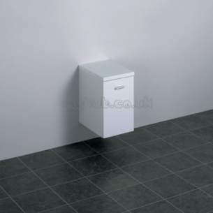 Ideal Standard Concept Furniture -  Ideal Standard Concept E6451wg W/h 300 Storage Gl Wh