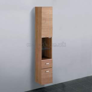Ideal Standard Concept Furniture -  Ideal Standard Concept E6460so Column 300 Unit A.oak