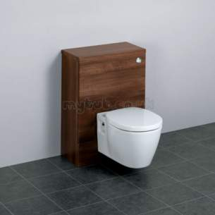 Ideal Standard Concept Furniture -  Ideal Standard Concepte6453uj Base 500 Wc Unit Wnut/wh