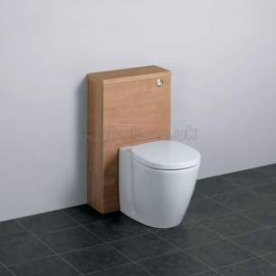 Ideal Standard Concept Furniture -  Ideal Standard Concept E6459uh Base 500 Wc Unit Oak/wh