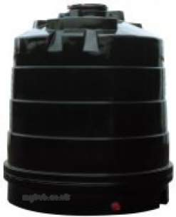 Titan Tanks Lids and Byelaw Kits -  Titan V5000l Potable Water Tank Blk