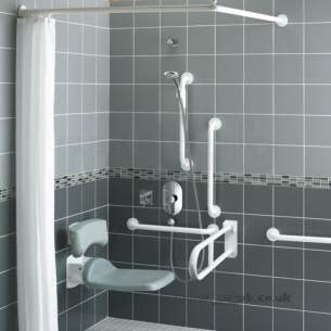 Armitage Shanks Doc M Packs -  Armitage Shanks S6863 Doc M Shower Room Pack