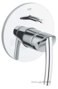 Grohe Shower Valves -  Grohe Tenso 19050 Ohm Bath Trim 19050000