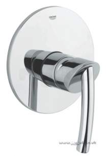 Grohe Shower Valves -  Grohe Tenso 19051 Ohm Shower Trim