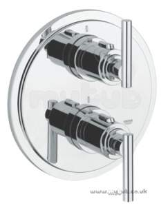 Grohe Shower Valves -  Grohe Atrio Jota 19398 Shower Trim
