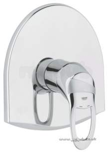 Grohe Shower Valves -  Grohe Chiara 19156 Ohm Shower Trim