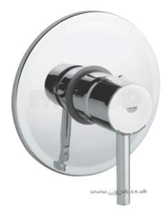 Grohe Tec Brassware -  Grohe Essence Trim For 33962 Mono 19286000