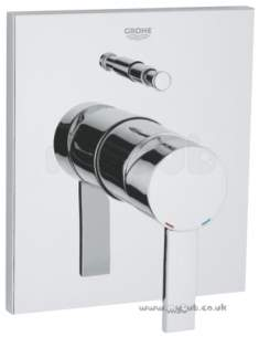 Grohe Tec Brassware -  Allure 19315000 Trim For 33961 Hp