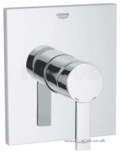 Grohe Tec Brassware -  Allure 19317000 Trim For 33962 Hp
