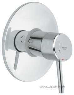 Grohe Tec Brassware -  Grohe Concetto 19345000 Trim For 33962 Hp