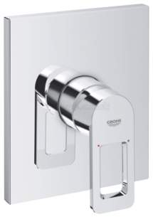 Grohe Tec Brassware -  Grohe Quadra Shower Trim 19455000