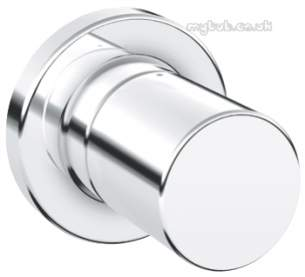 Grohe Shower Valves -  Grohe 3000c Trim For Concealed Valve Cp
