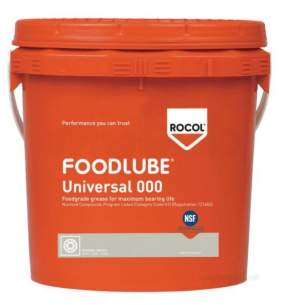 Rocol Products -  Rocol 15286 Foodlube Grease 000 4kg