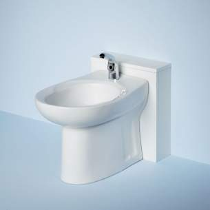 Armitage Grips Levers and Wastes -  Armitage Shanks Profile S5379 Bidet Spacer Unit Only Sc