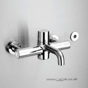 Armitage Shanks Commercial Brassware -  Armitage Shanks Markwik S8252aa W/m Seq Thermostatic Mixer Replaced