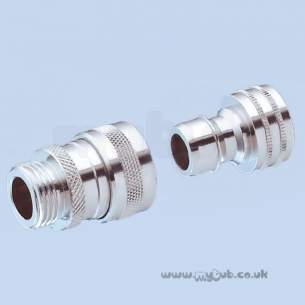 Armitage Shanks Commercial Sanitaryware -  Armitage Shanks S9390 Quick Release Coupling Set Cp
