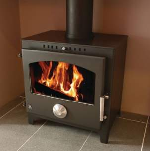 Trianco Free Standing Solid Fuel Boilers -  Trianco Newton 8kw Stove 3922