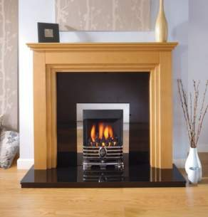 Robinson Willey Gas Fires and Wall Heaters -  Rw Supereco Slider Charisma Chrome Ng