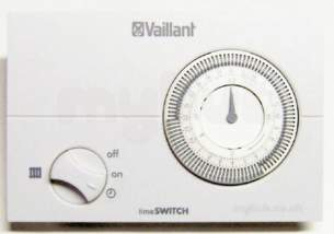 Vaillant Domestic Gas Boilers -  Vaillant Switch 130 Analogue Time Clock