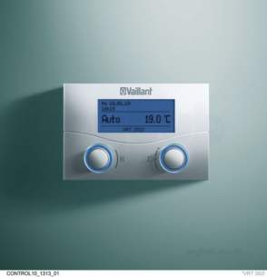 Vaillant Domestic Gas Boilers -  Vaillant 392f Wireless Prog Room Cont