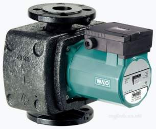 Wilo Light Commercial and Bronze Pumps -  Wilo Top S40/10 1ph Single Head Pump Flange