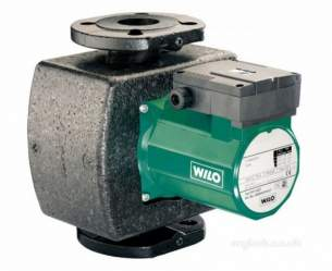 Wilo Light Commercial and Bronze Pumps -  Wilo Top S50/10 1ph Single Head Pump Flange