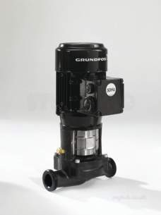 Grundfos Residential Commercial Hvac -  Grundfos Np Tp 25-50/2r 3ph 25mm Pump 96408463