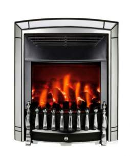 Valor Electric Fires -  Valor Dimension Dream Electric Fire Chro