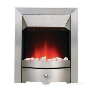 Valor Electric Fires -  Valor Seattle Electric Fire Chrome