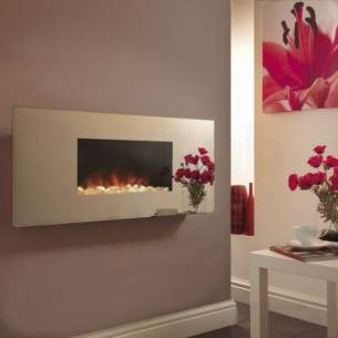 Flavel Electric Fires -  Flavel Accent-elec Flat Mirror Glass