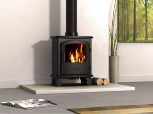 Be Modern Fires Gas and Electric -  Be Modern Monterrey 4 Multifuel Stove