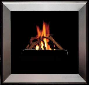 Be Modern Fires Gas and Electric -  Bm Encore Gas Fire C/w Remote Control