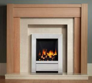 Be Modern Surrounds and Suites -  Bm 48 Inch Blake-natural Oak 25/100mm