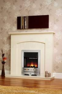 Be Modern Surrounds and Suites -  Bm 42 Inch Ellison Suite-ivory 29300