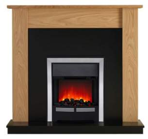 Be Modern Surrounds and Suites -  Be Mod 48 Inch Penshaw Nat Oak/black