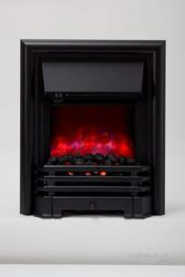 Be Modern Fires Gas and Electric -  Bm Savannah Led Electric Fire Black