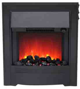 Be Modern Fires Gas and Electric -  Bm Vitesse Electric Fire Black 032867