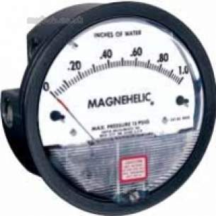 Dwyer Instruments Magnehelic Gauges -  Dwyer 2000 0-80 Cm Range Magnehelic Gauge