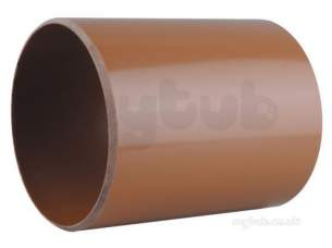 Channel Drainage -  Wavin Pvc Outlet 200mm Round 200sb823