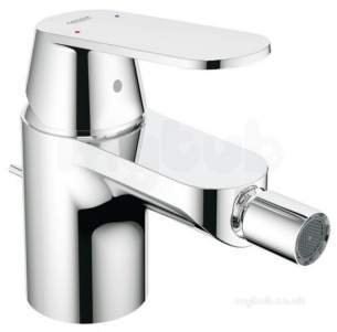 Grohe Tec Brassware -  Grohe Eurosmart Cosmo Bidet Mixer And Puw Cp
